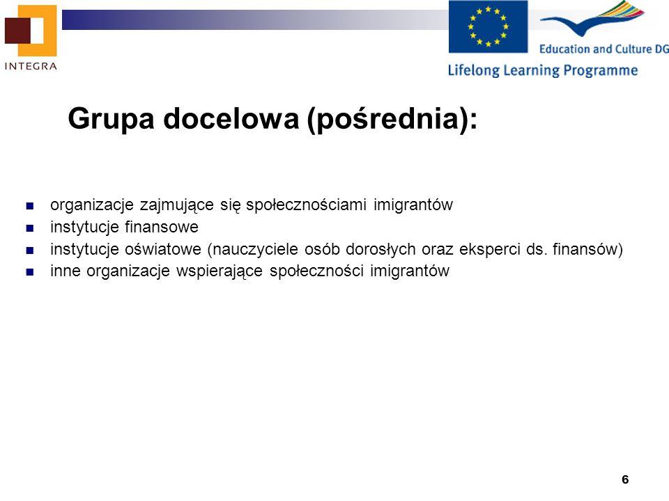 17 Przyczyny przyjazdu do Polski *przyjazd z mężem (2 osoby), przyjazd jako uchodźca (1 osoba), brak odpowiedzi (2 person) prawie połowa migrantów (45%) przyjechała na studia kolejna 1/4 (27%) przyjechała szukać pracy