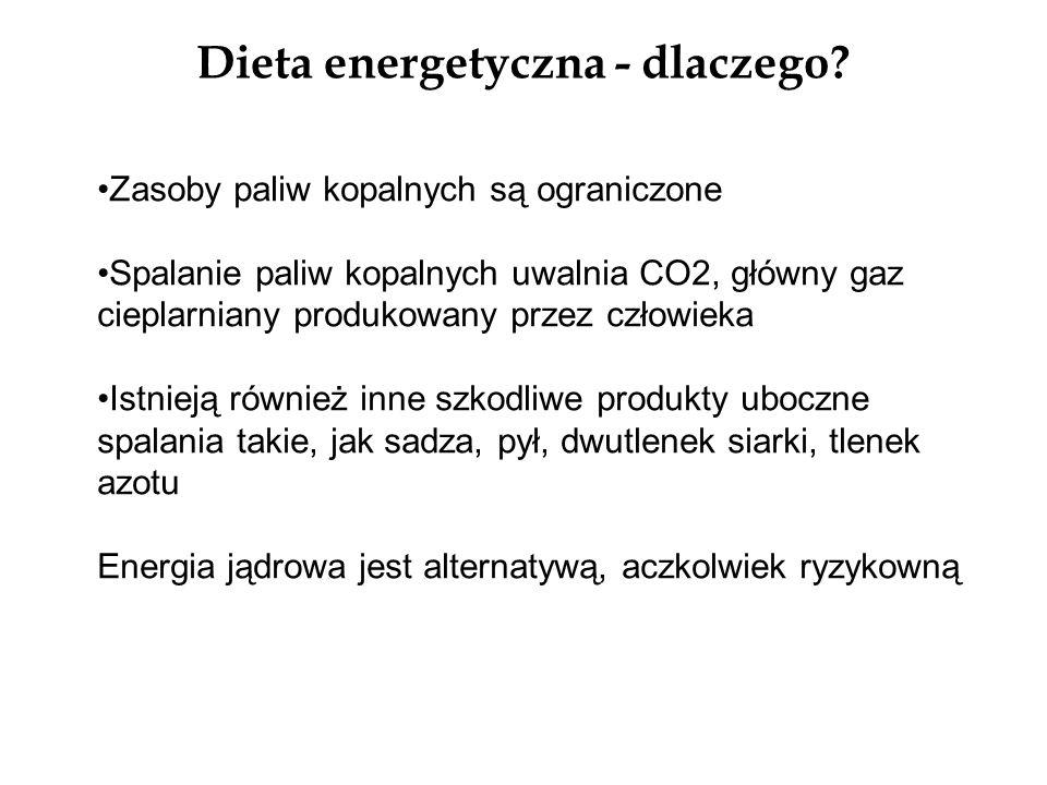 Dieta Energetyczna – co.