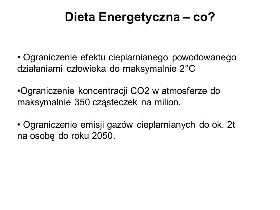 Dieta energetyczna – jak.