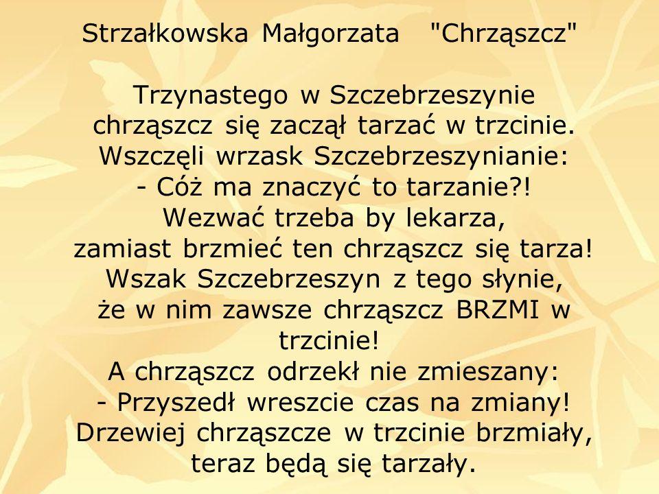 Strzałkowska Małgorzata