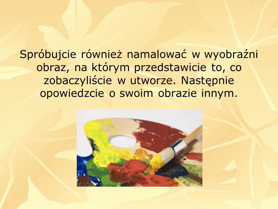 W wierszu Jana Kochanowskiego, jak w każdym utworze litycznym, wypowiada się podmiot liryczny.
