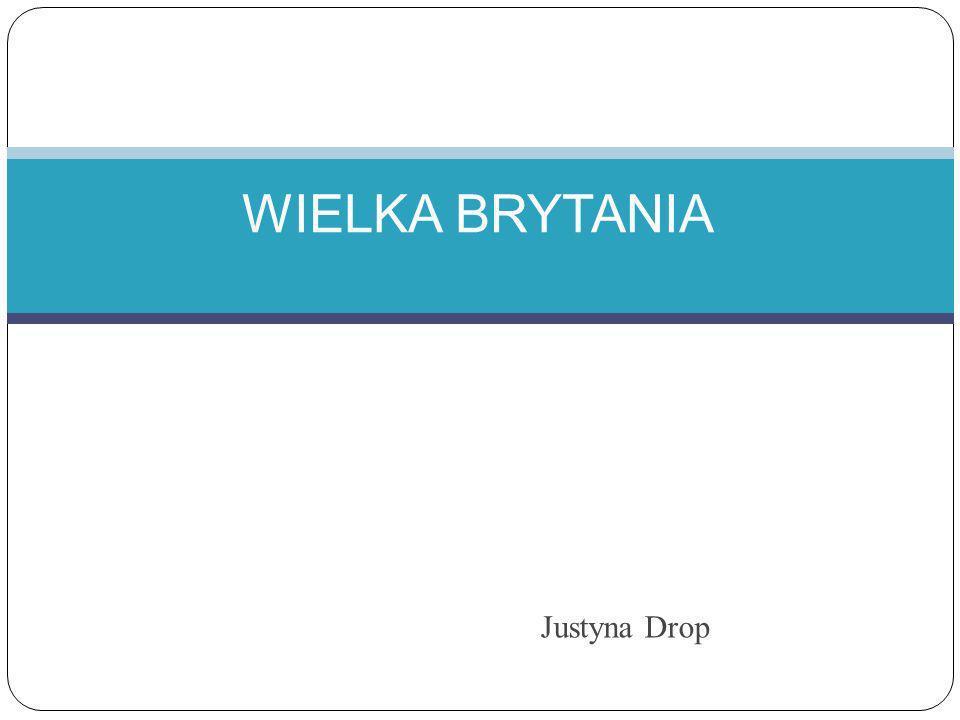 Justyna Drop WIELKA BRYTANIA