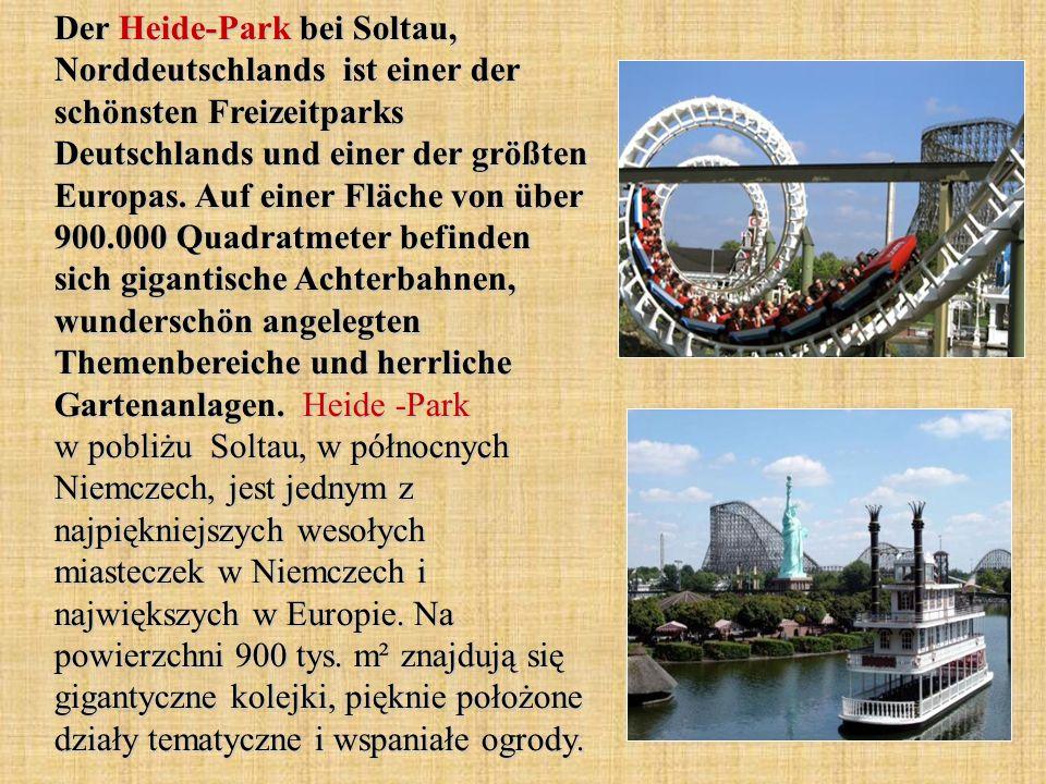 Einer der größten Freizeitparks in Bayern ist der Skyline Park bei Memmingen.