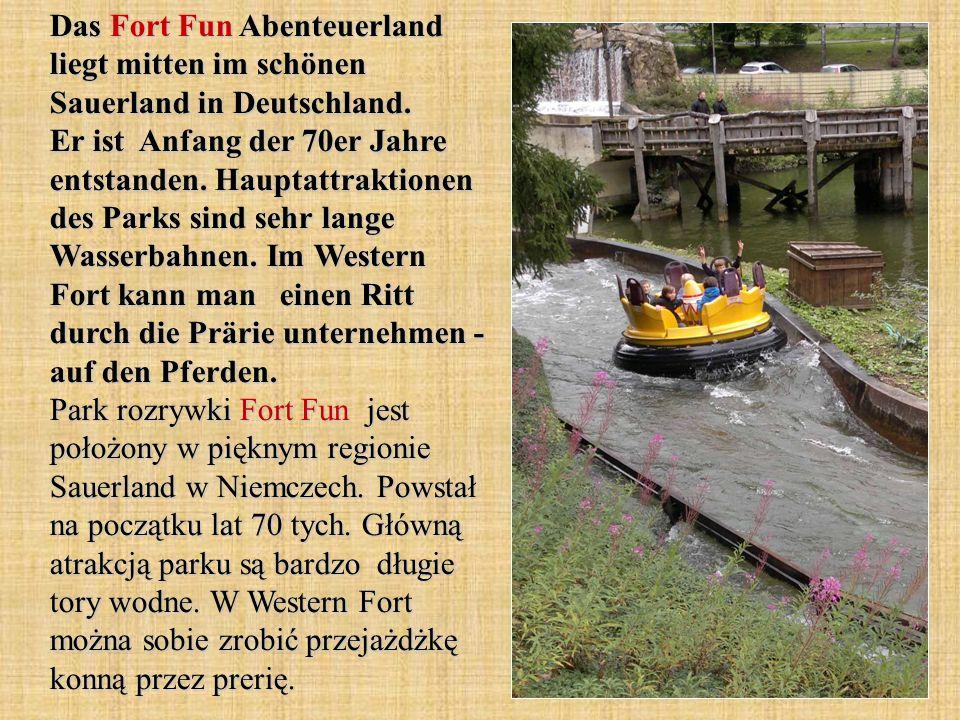 Der Europa - Park liegt am Fuße des Schwarzwalds.Das ist der größte Freizeitpark im Deutschland.