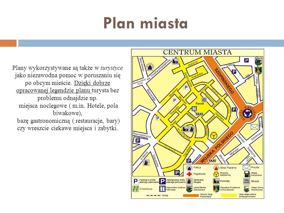 Rola zdjęć lotniczych przy tworzeniu map Uzyskany obraz ze zdjęć lotniczych pozwala w łatwy sposób wrysować na mapę, za pomocą znaków umownych, różnorodne obiekty kartograficzne: powierzchniowe (np.