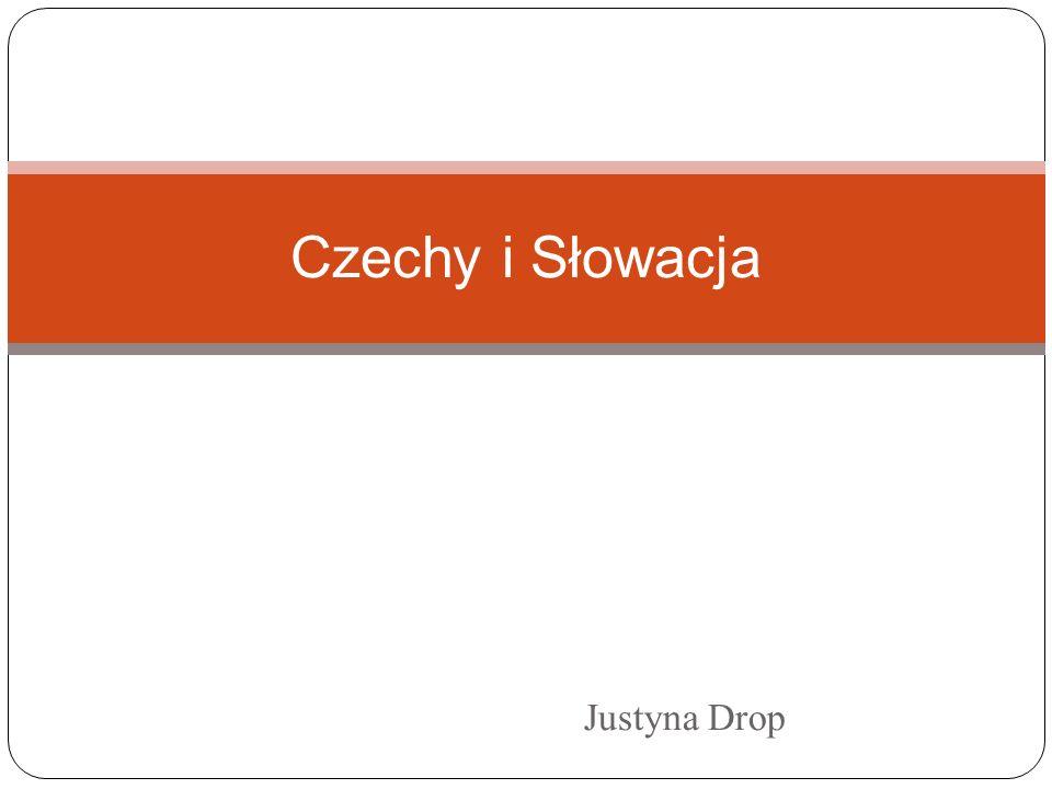 Justyna Drop Czechy i Słowacja