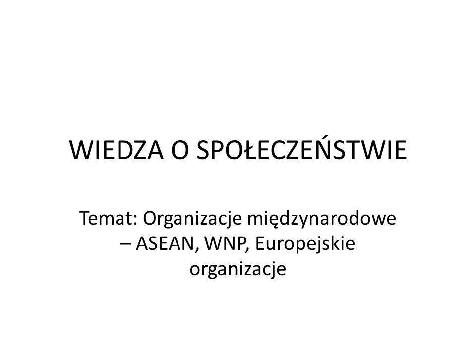 Organizacja na rzecz Demokracji i Rozwoju - GUAM Organizacja na Rzecz Demokracji i Rozwoju - regionalna organizacja międzynarodowa, zrzeszająca cztery państwa WNP: Gruzję, Ukrainę, Azerbejdżan i Mołdawię.
