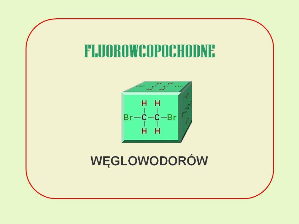 Fluorowcopochodne węglowodorów to fluorowcozwiązki organiczne będące pochodnymi węglowodorów, w których jeden lub więcej atomów wodoru zastąpionych jest atomem fluorowca.