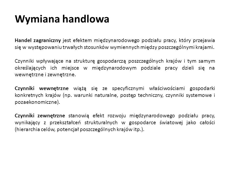 1.Budnikowski A., Kawecka-Wyrzykowska E.: Międzynarodowe stosunki gospodarcze.