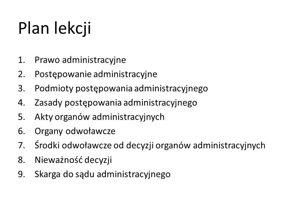 Administracja to ogół różnorodnych jednostek organizacyjnych, skupionych wokół organów, tj.