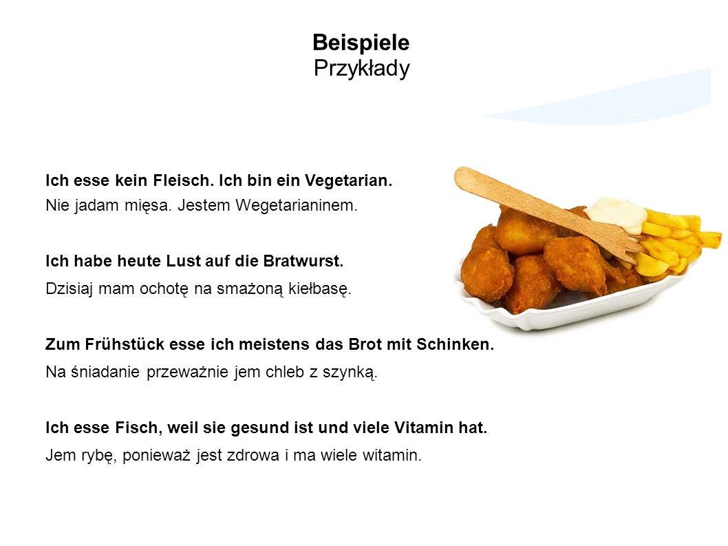 Im Lebensmittelgeschäft W sklepie spożywczym - Guten Tag.