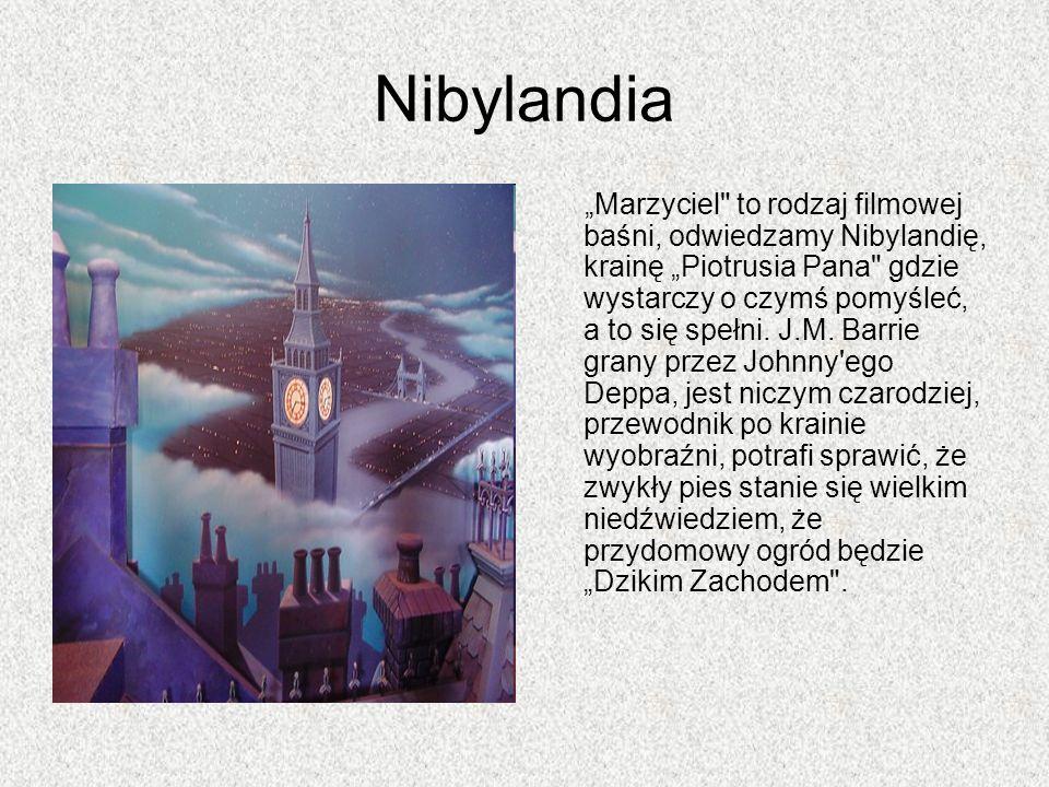 Nibylandia Marzyciel