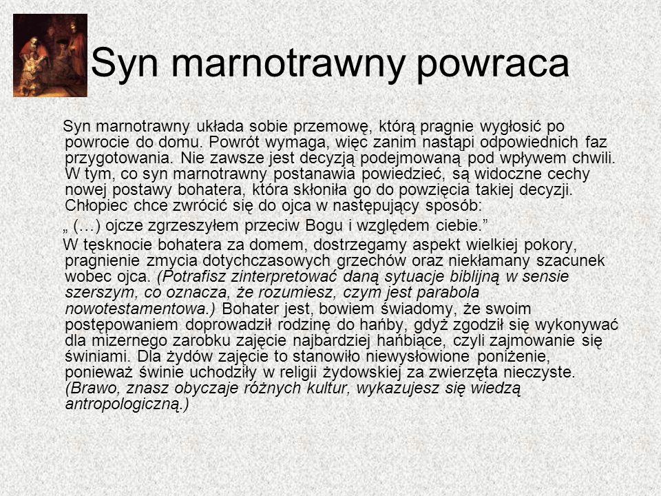 Wisława Szymborska - Powroty Wrócił.Nic nie powiedział.