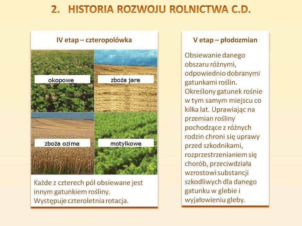 Narzędzia i maszyny do uprawy roli.W Polsce radło było stosowane do końca XII w.