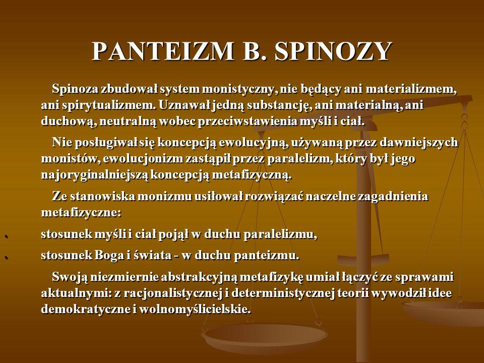 BIBLIOGRAFIA Balibar E.Spinoza i polityka, Warszawa 2009.Balibar E.