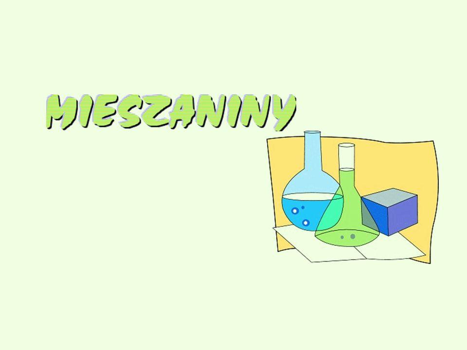 Substancje czyste chemicznie to substancje zawierające tylko jeden rodzaj atomów bądź cząsteczek chemicznych.
