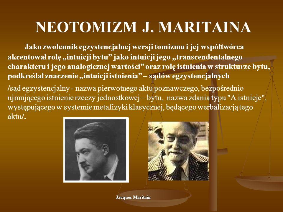 NEOTOMIZM J.
