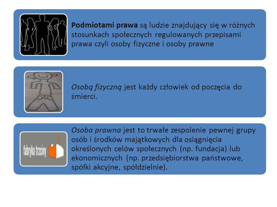 Funkcje prawa Funkcja kulturotwórcza – prawo integruje ludność zamieszkującą na danym terenie, np.