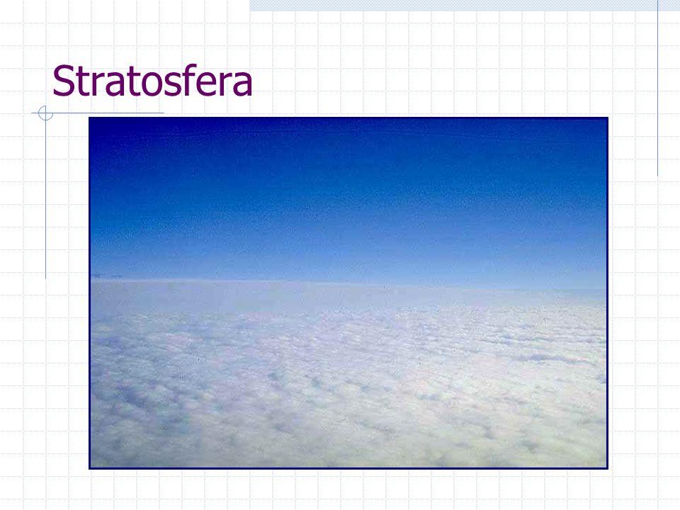 Mezosfera - Warstwa atmosfery ziemskiej znajdująca się na wysokości od 45-50 km do 80-85 km.