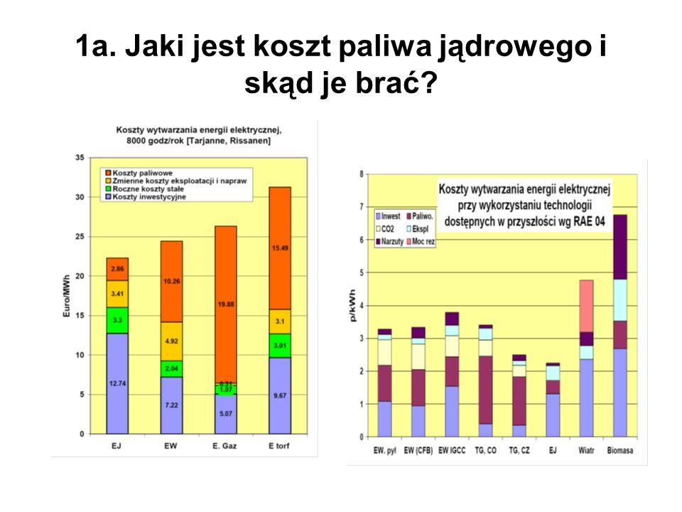 5.Ile elektrowni atomowych potrzebuje Polska, żeby zastąpić elektrownie węglowe.