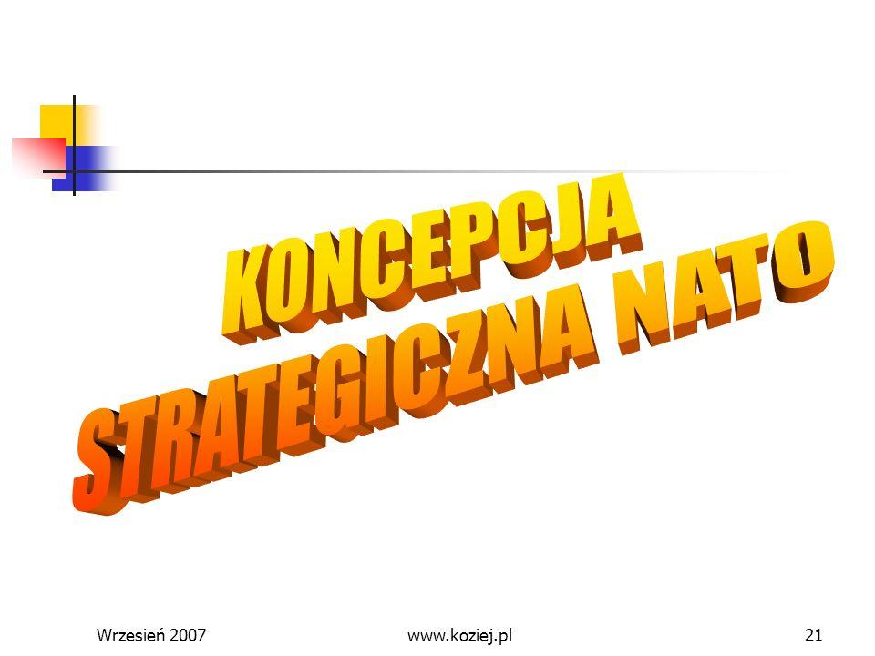 Wrzesień 200721www.koziej.pl