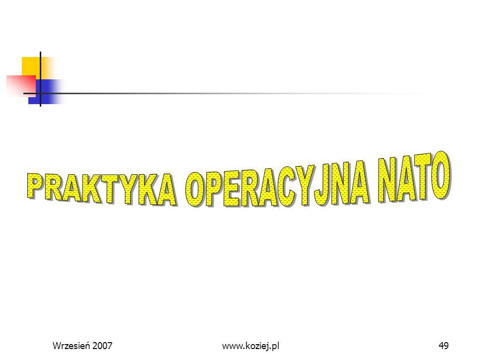 Wrzesień 200749www.koziej.pl