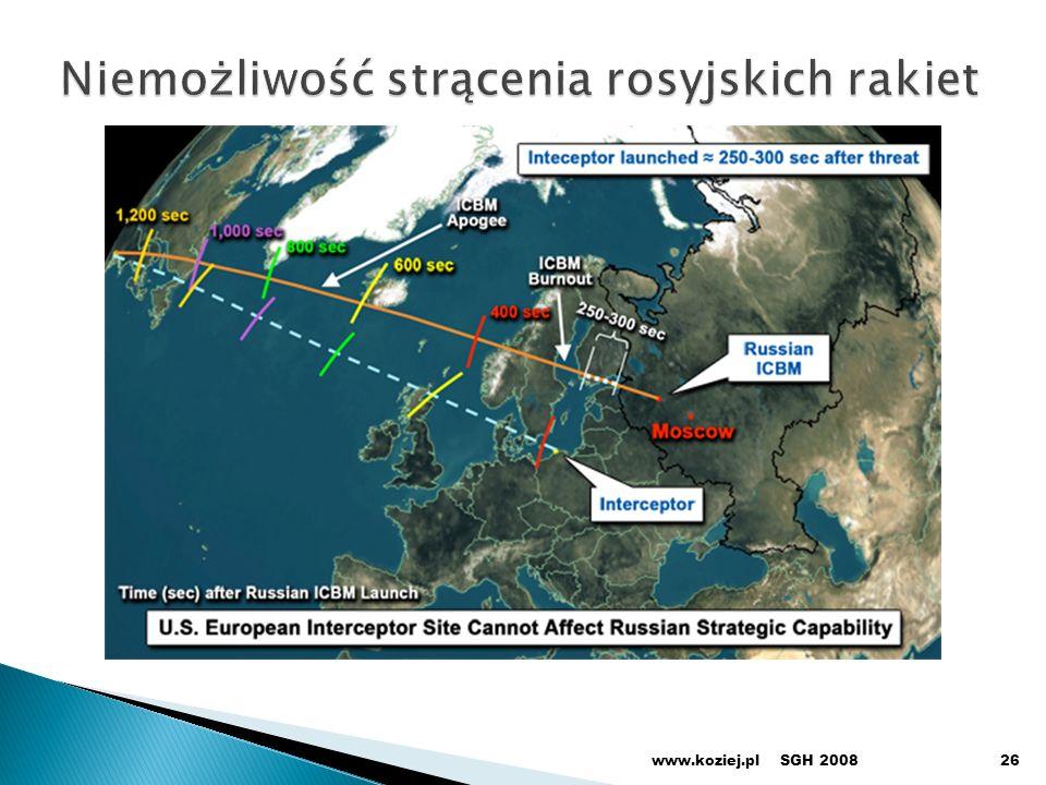 SGH 2008www.koziej.pl26