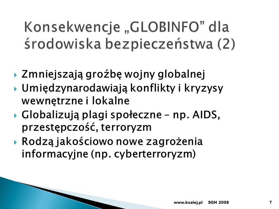 SGH 2008www.koziej.pl28