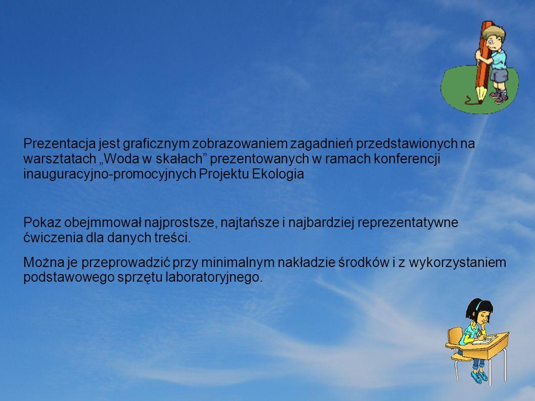 Hydrogeologia - nauka o wodach podziemnychwodach podziemnych (z greckiego: hydro - woda, geo - ziemia, logos - nauka).