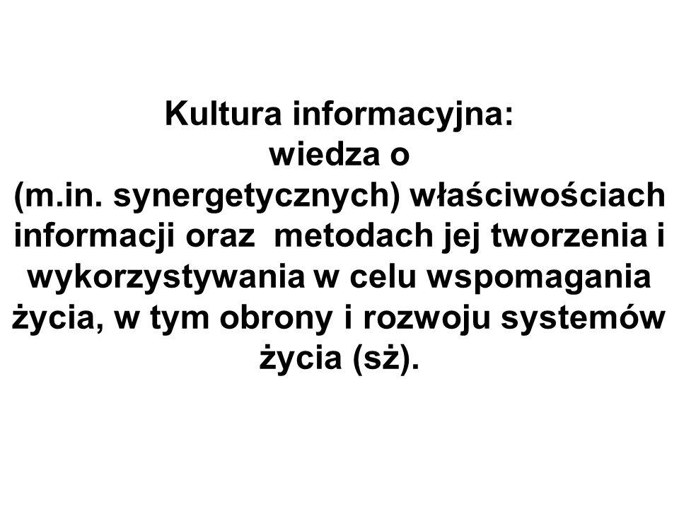 Model konceptualny System Życia (SŻ) jako system kompleksowy, który dotyczy zbioru różnorodnej postaci systemów życia (sż), w tym systemów: człowiek–technika– środowisko (SCT-Ś), jak również ich pod- i nad-systemów, ujętych wspólną nazwą: systemy życia (sż).