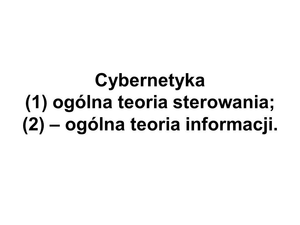 Podstawowe elementy homeostatu rozwiniętego sż/SCT: -pole informacyjne; -elita; -powszechna świadomość.