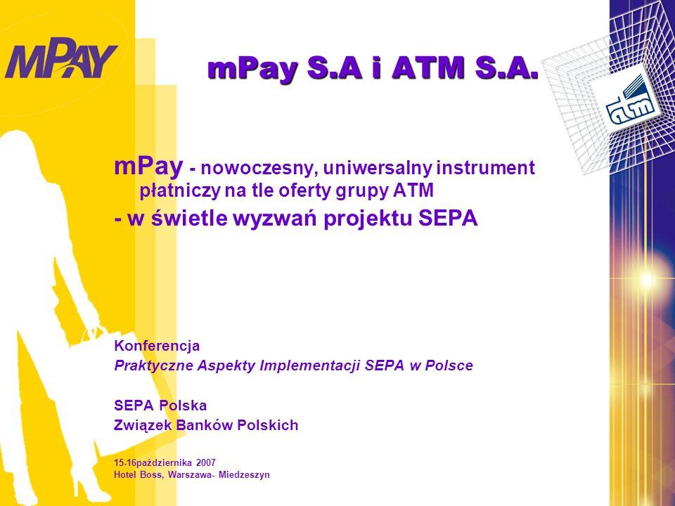mPay S.A i ATM S.A.