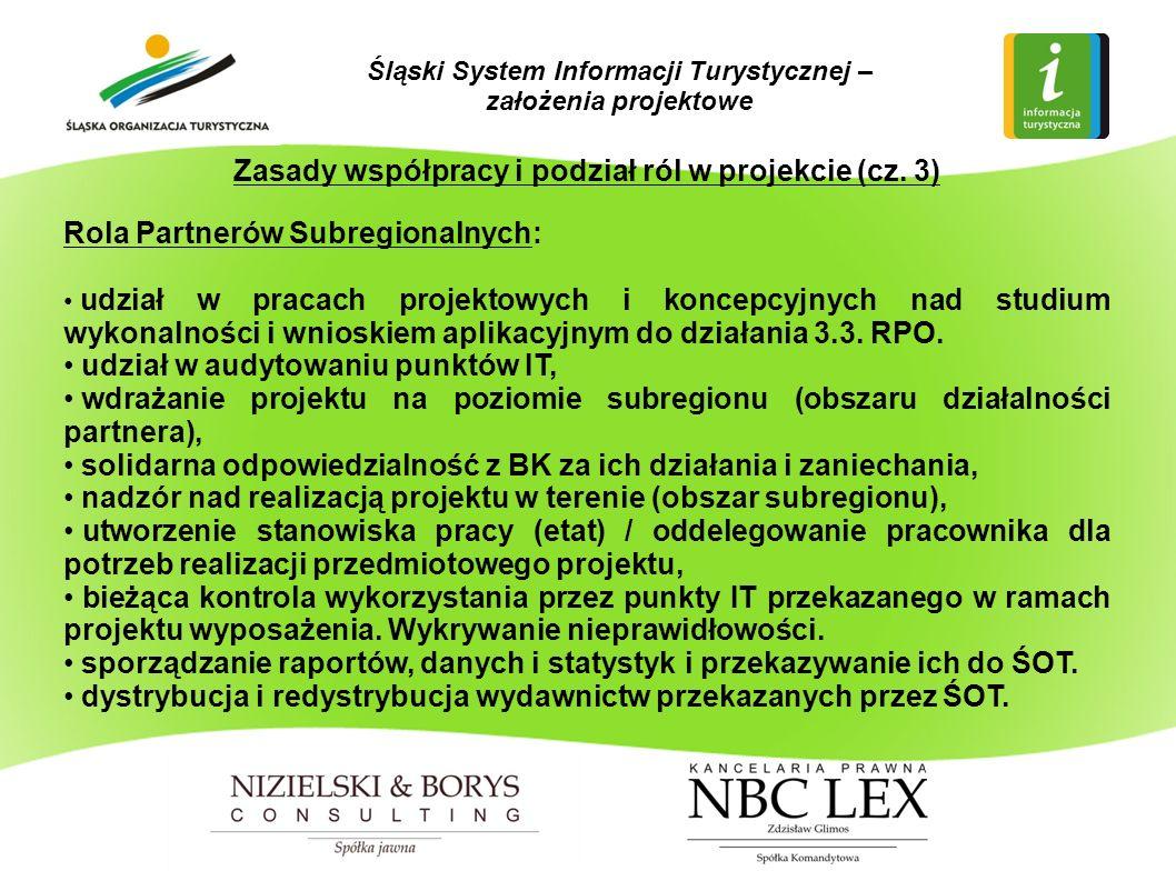 Zasady współpracy i podział ról w projekcie (cz.