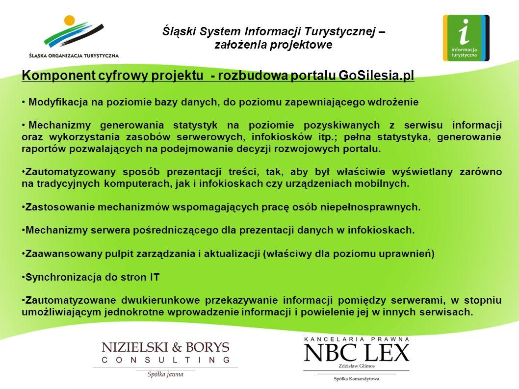 Pomoc publiczna w projekcie (cz.2) Dostęp do udziału w projekcie Śląski System Informacji Turystycznej jest całkowicie otwarty, co oznacza, iż wszystkie podmioty, które przeszły odpowiednią procedurę weryfikacyjną i spełniły minimalne wymogi określone w programowo wezmą udział w projekcie i uzyskają odpowiednie wsparcie, po podpisaniu odpowiednich deklaracji i umów.
