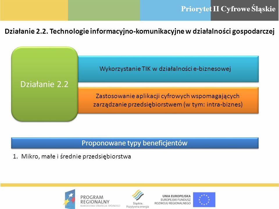 Wykorzystanie TIK w działalności e-biznesowej Zastosowanie aplikacji cyfrowych wspomagających zarządzanie przedsiębiorstwem (w tym: intra-biznes) Dzia