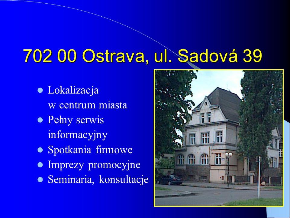 702 00 Ostrava, ul.