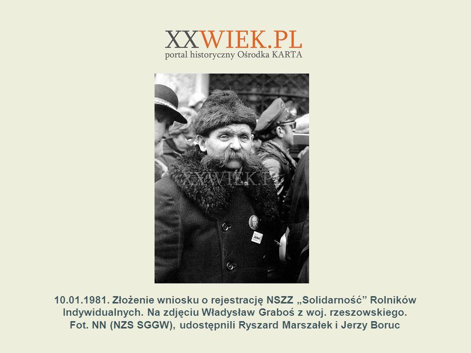 3.05.1982.Niezależne obchody rocznicy uchwalenia Konstytucji 3 Maja w Warszawie.