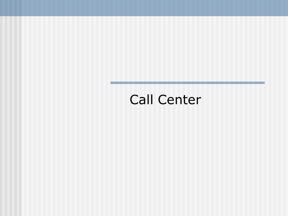Jednym z najbardziej dynamicznie rozwijających się obszarów CRM jest Call Center, czyli centrum interakcji z klientami.
