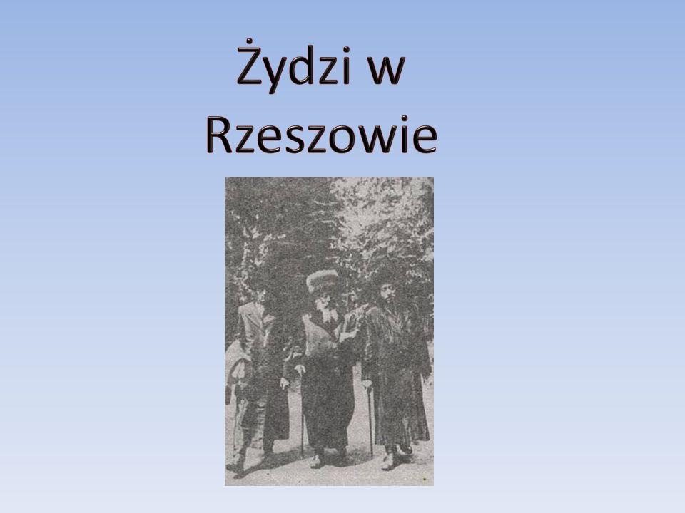 Żydzi zaczęli osiedlać się w mieście w połowie XVI w.