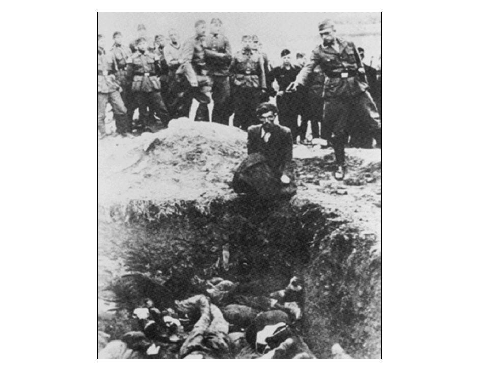 Liczba zabitych żydów jest szacowana na 5-6 milionów, choć dokładnie nie jest znana z powodu braku kompletnych ewidencji oraz systematycznego niszczenia archiwów i zacierania śladów przez władze niemieckie w obliczu klęski wojennej.