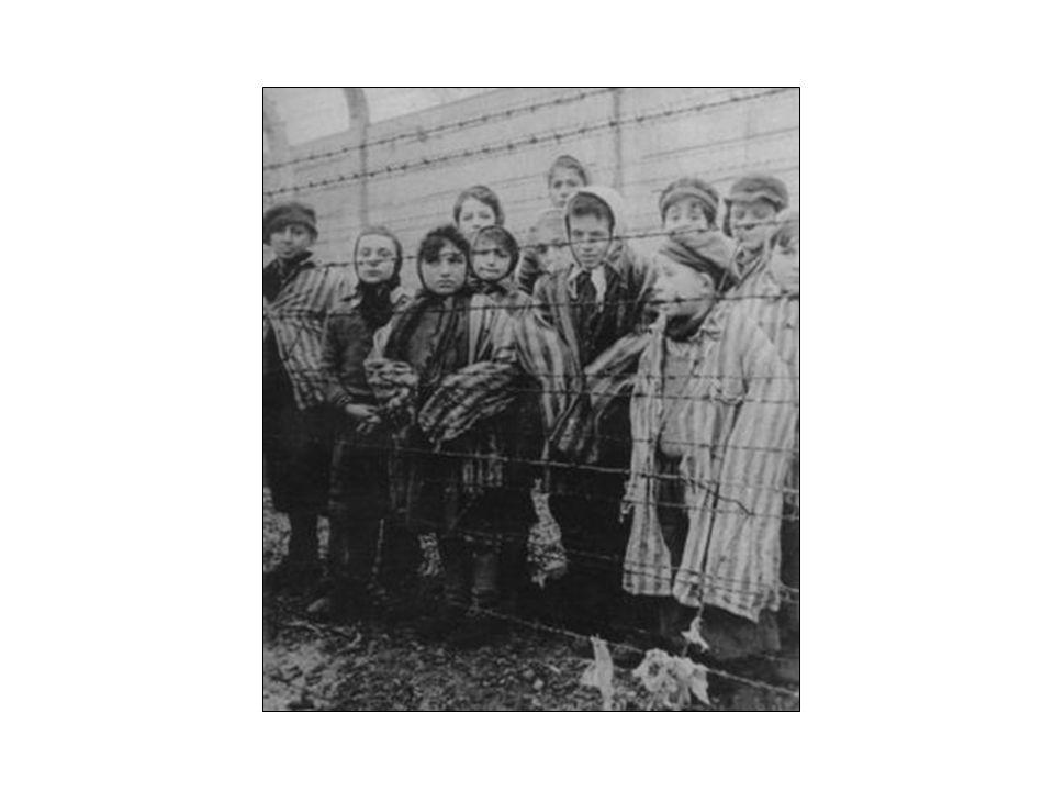 Wkrótce po dojściu do władzy przez Hitlera i przejęciu funkcji kanclerza III Rzeszy zaczęły powstawać pierwsze obozy koncentracyjne oraz ogłoszono w 1935 tzw.
