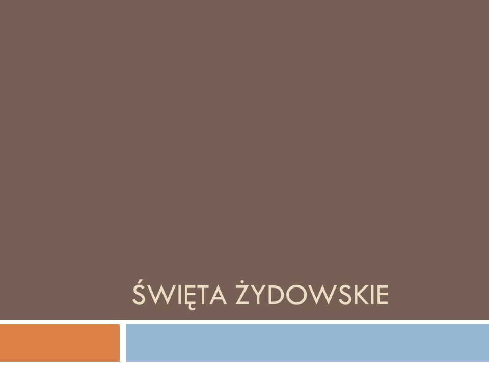Talerz sederowy z ekspozycji Żydowskiego Instytutu Historycznego im.