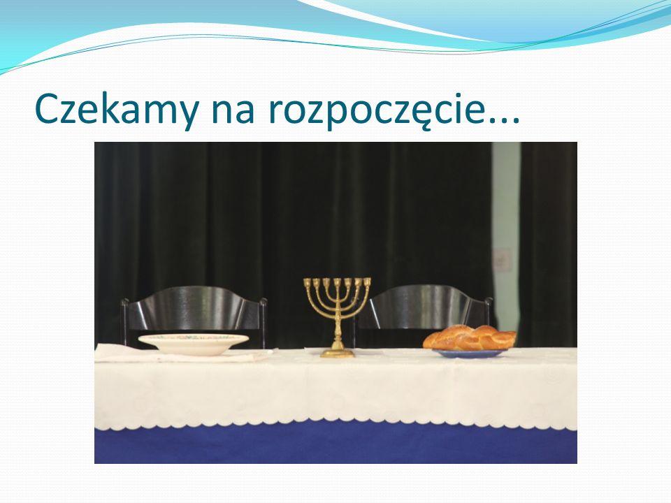 Część I – prezentacja na temat historii Żydów