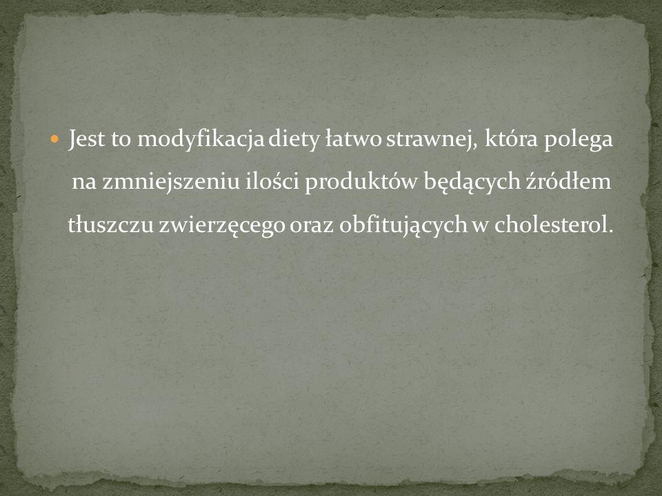 Jeśli występuje biegunka - nie należy podawać tłuszczu do pieczywa i potraw