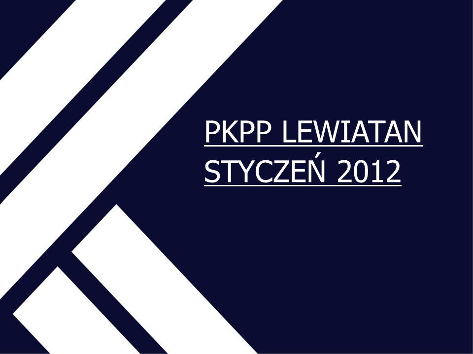 PKPP LEWIATAN STYCZEŃ 2012