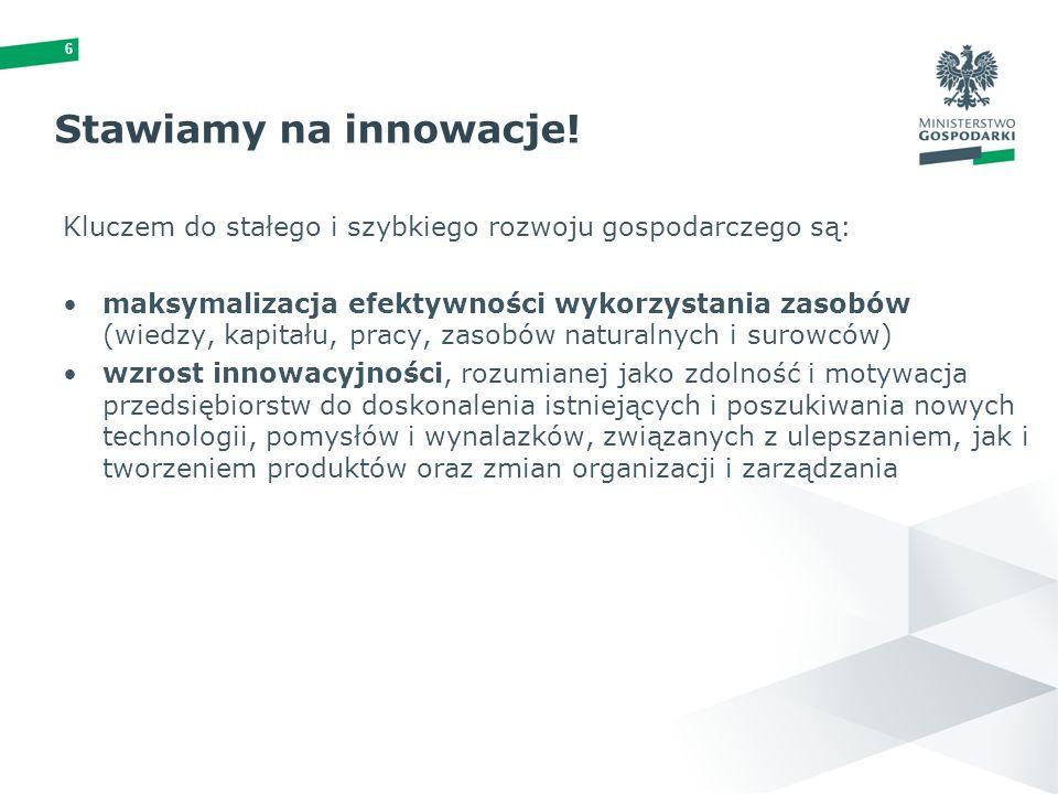 6 Stawiamy na innowacje.
