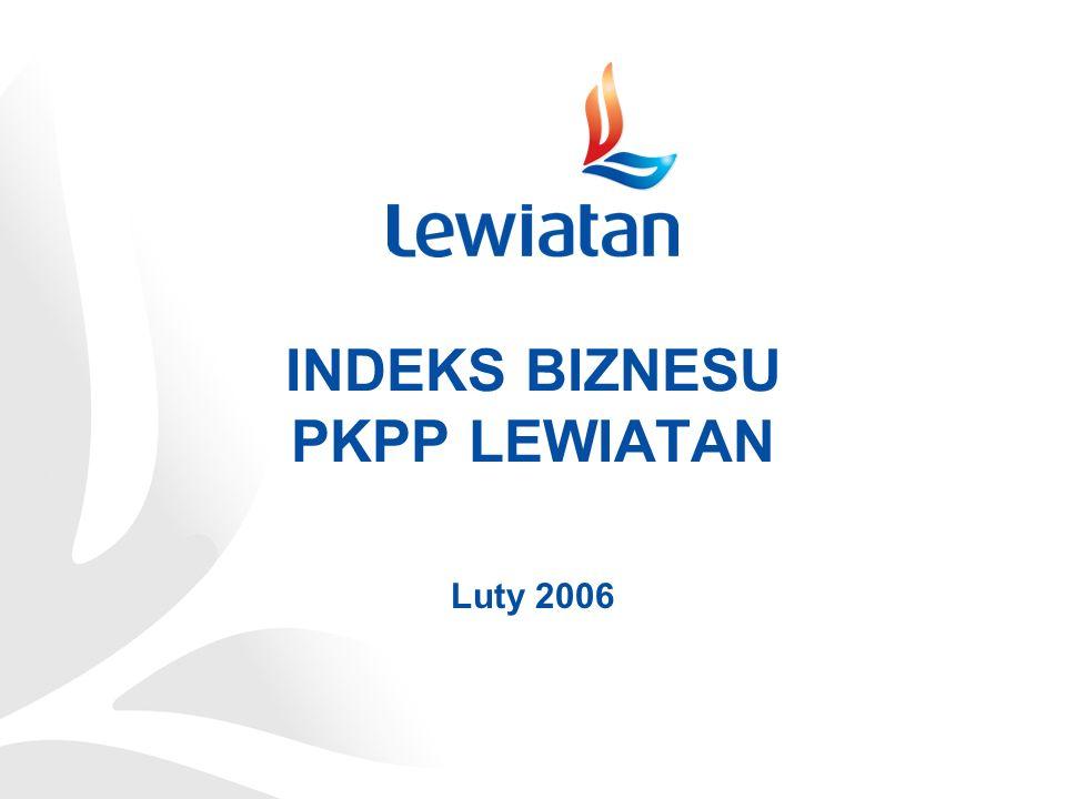 INDEKS BIZNESU PKPP LEWIATAN Luty 2006