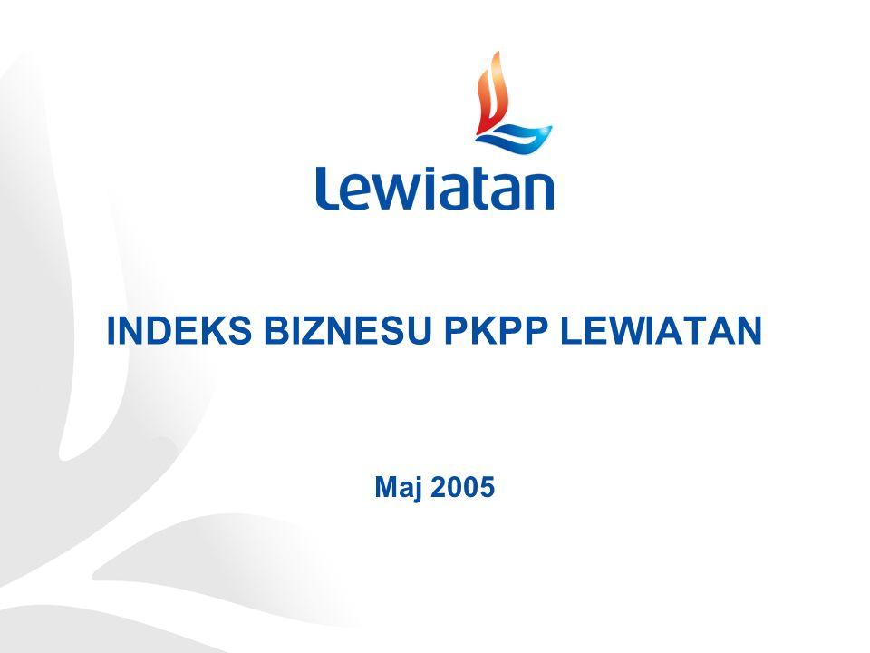 INDEKS BIZNESU PKPP LEWIATAN Maj 2005