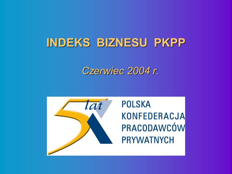 INDEKS BIZNESU PKPP Czerwiec 2004 r.