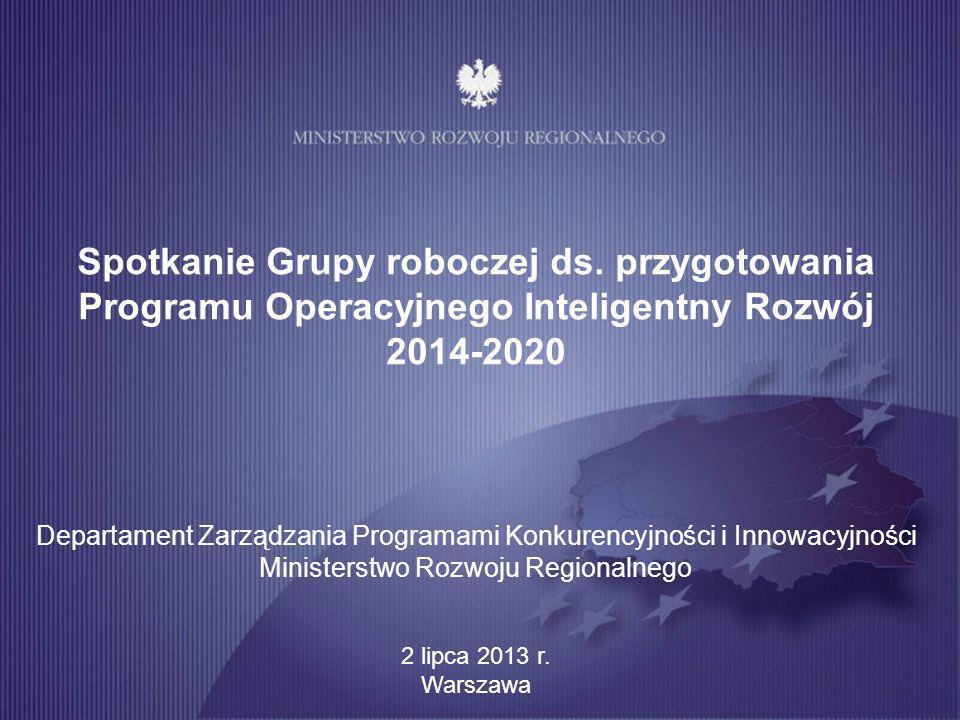 Spotkanie Grupy roboczej ds.